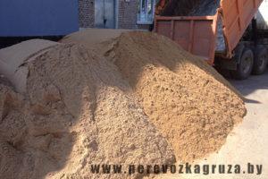 купить песок с доставкой